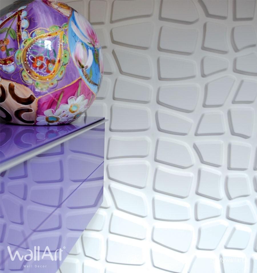 habillage mural 3d id e inspirante pour la conception de la maison. Black Bedroom Furniture Sets. Home Design Ideas