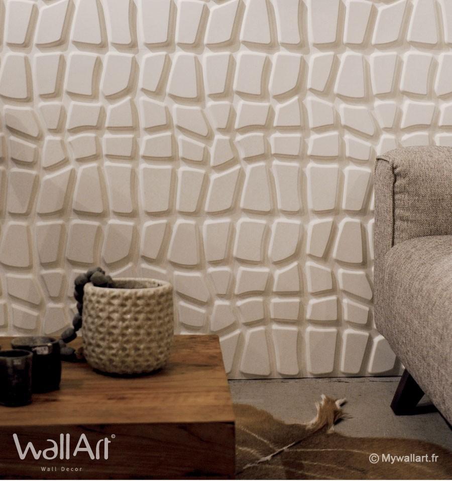 rev tement mural panneaux muraux 3d dundees. Black Bedroom Furniture Sets. Home Design Ideas