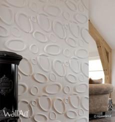 Panneau mural 3D Splashes WallArt 3m²