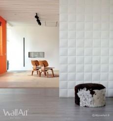 Panneau mural 3D Cubes