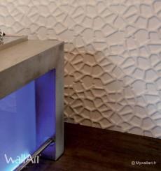 Panneau mural 3D Gaps WallArt 3m²
