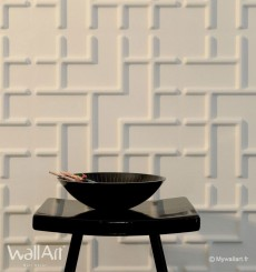 Panneau mural 3D Tetris