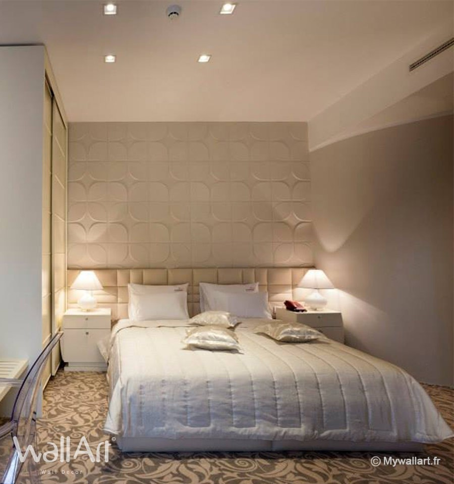 rev tement mural en relief panneaux 3d sweeps. Black Bedroom Furniture Sets. Home Design Ideas