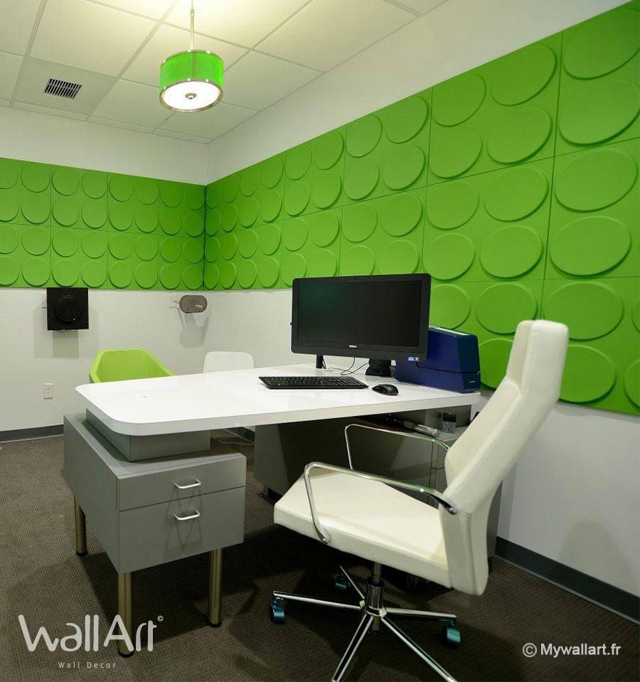 rev tement mural panneaux muraux 3d ellipses. Black Bedroom Furniture Sets. Home Design Ideas