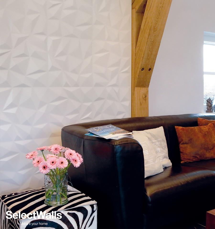 Parement bois mdf 3d gigi panneaux bois 3d selectwalls - Parement bois 3d ...