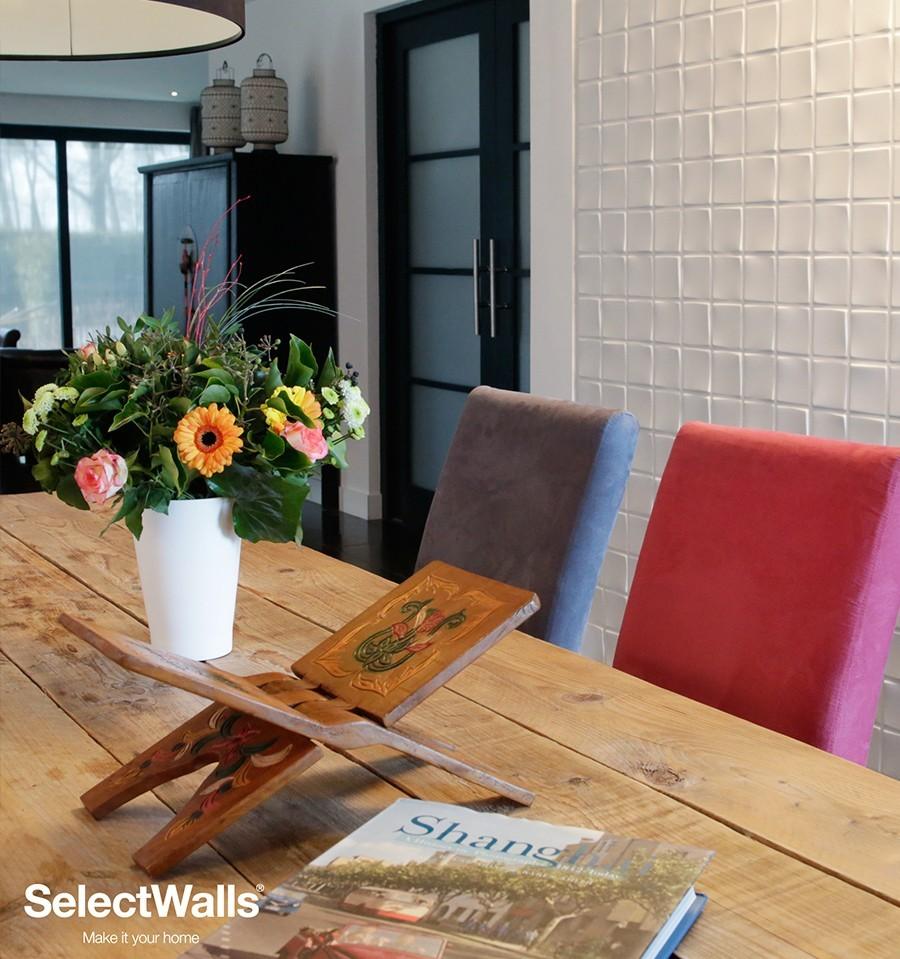 parement bois mdf 3d erza panneaux bois 3d selectwalls. Black Bedroom Furniture Sets. Home Design Ideas