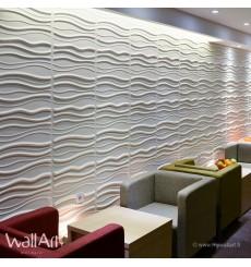 Panneau mural 3D Sands WallArt 3m²