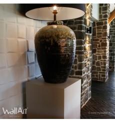 Panneau mural 3D Oberon WallArt 3m²
