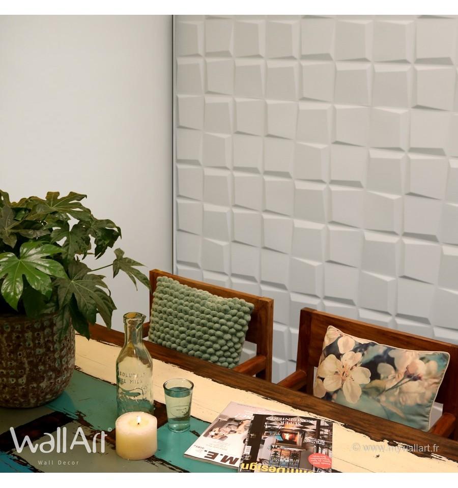 panneau mural 3d panneaux muraux 3d oberon. Black Bedroom Furniture Sets. Home Design Ideas