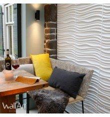 Panneau mural 3D Maxwell WallArt 3m²