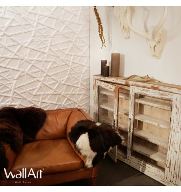 Panneau mural 3D Olivia WallArt 3m²