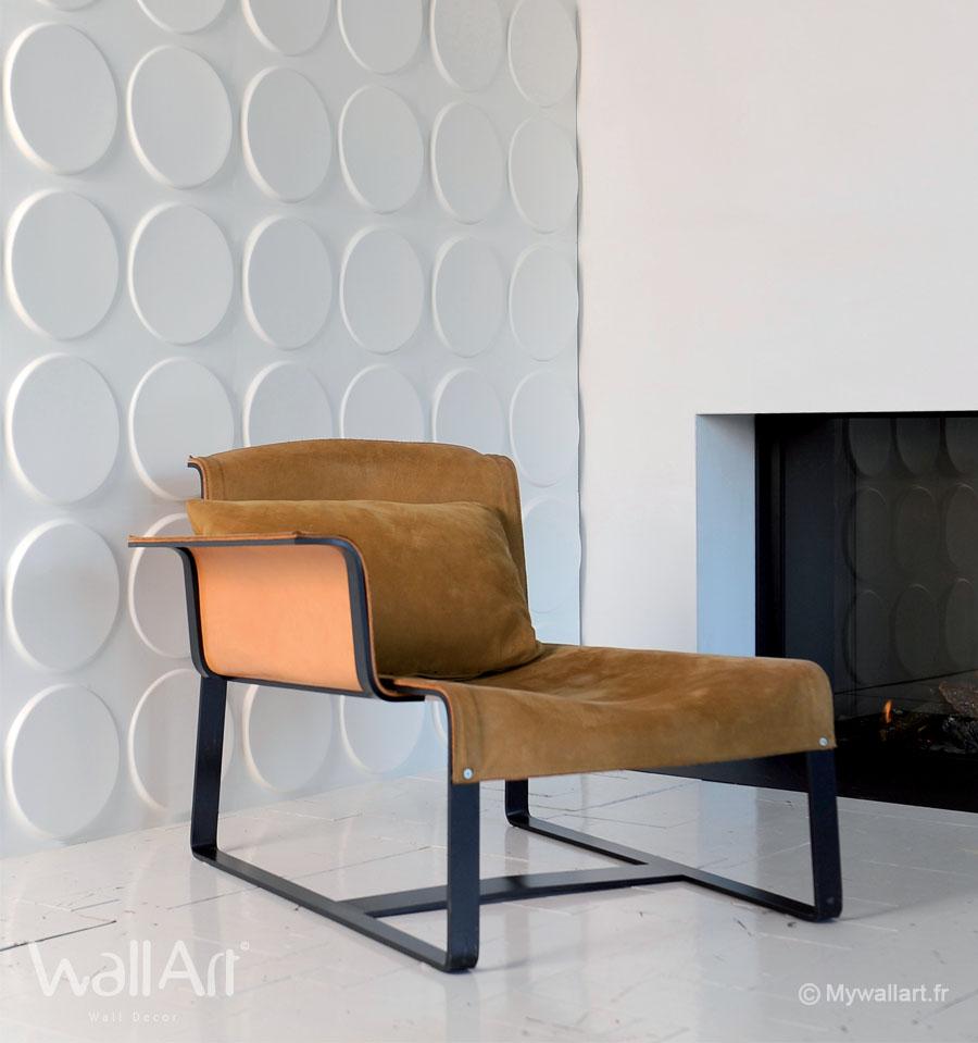 revetement mural ellipses panneaux muraux 3d wallart panneaux muraux 3d wallart. Black Bedroom Furniture Sets. Home Design Ideas