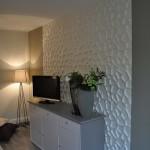 panneau 3d 150x150 Les panneaux muraux 3D dans Maison à Vendre M6 !