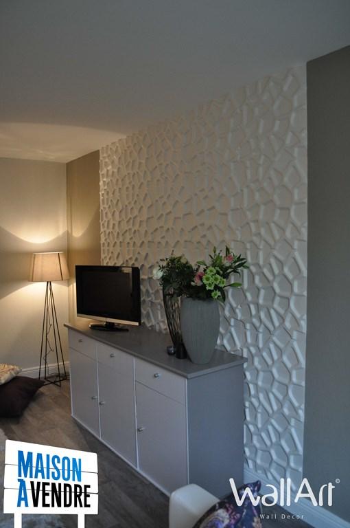 les panneaux muraux 3d dans maison vendre m6 panneaux muraux 3d wallart panneaux muraux 3d. Black Bedroom Furniture Sets. Home Design Ideas