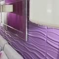 Le panneau mural 3D Wallart dans D&CO M6