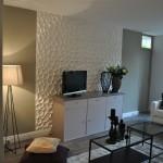 panneaux 3d maison a vendre 150x150 Les panneaux muraux 3D dans Maison à Vendre M6 !