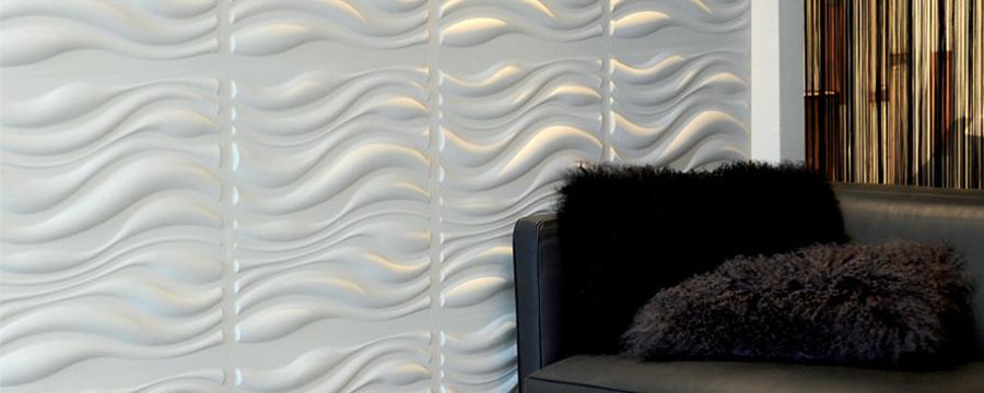 6 nouveaux panneaux muraux 3D Wallart !