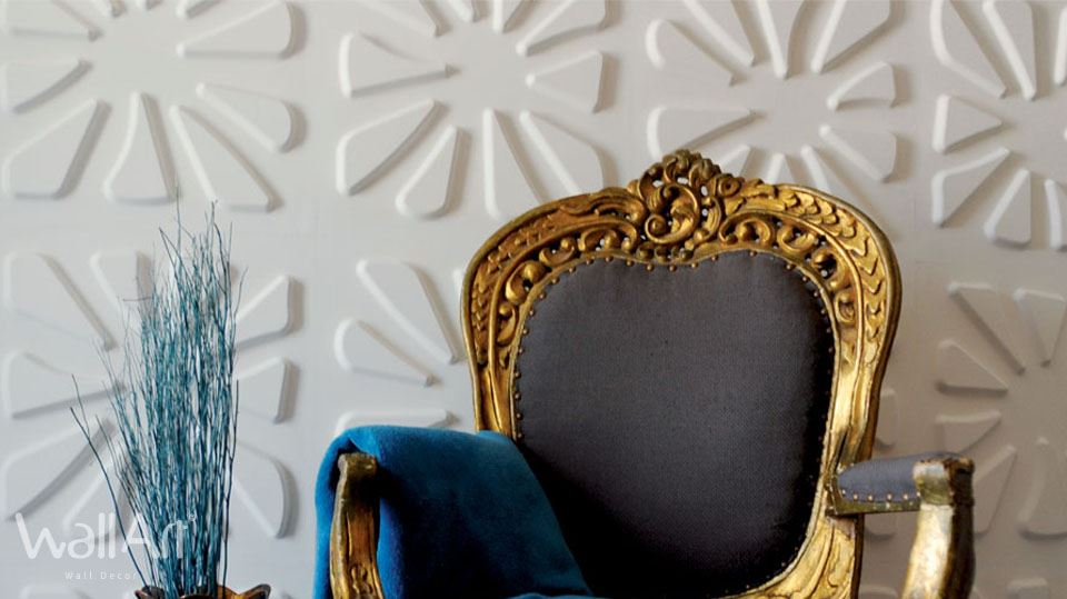 revetement mural caryotas 6 nouveaux designs de revêtement mural 3D Wallart