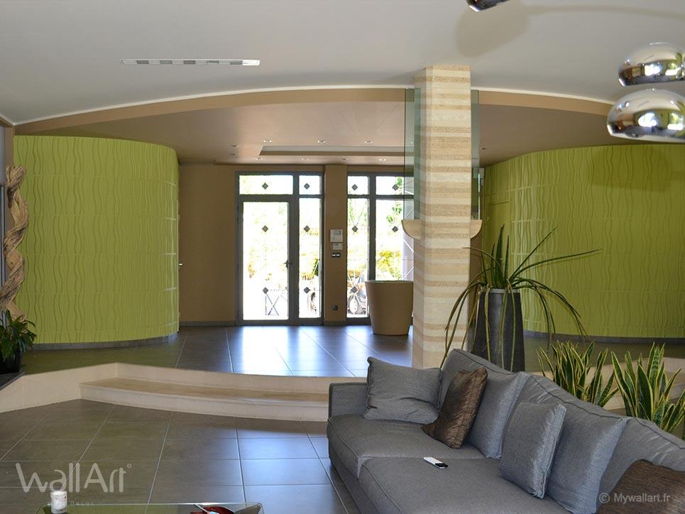 rev tement mural panneaux muraux 3d sands. Black Bedroom Furniture Sets. Home Design Ideas