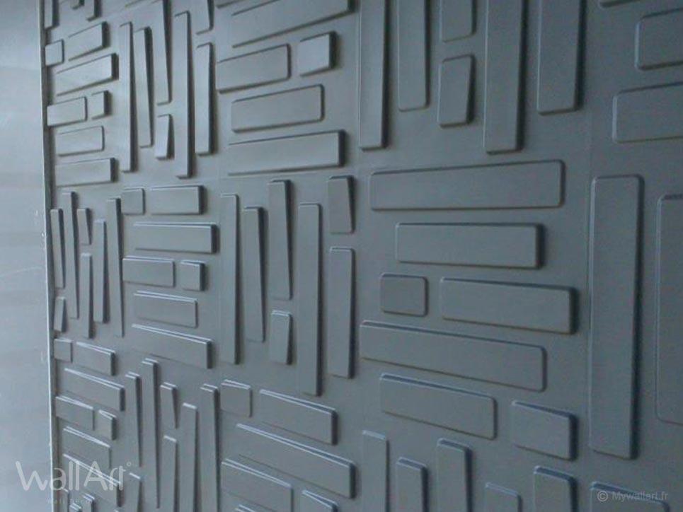 Apportez Dela Vie Vos Murs Avec Le Panneau Mural 3d Cubes Pictures To Pin On Pinterest