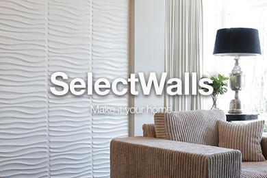 panneau bois mdf 3d selectwalls