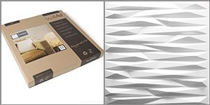 boite panneaux muraux 3d wallart