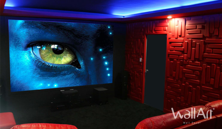 isolation acoustique home cinema