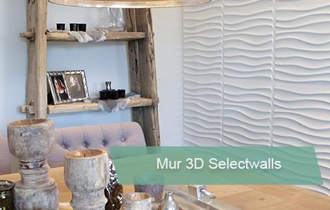 Mur decoratif selectwalls