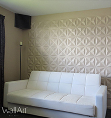 deco salon wall art 3d cullinans