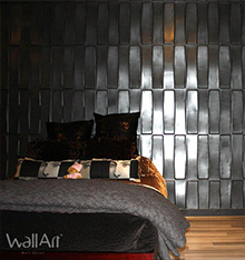 panneaux muraux 3d vaults panneau mural en relief. Black Bedroom Furniture Sets. Home Design Ideas