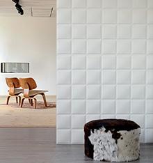 panneau mural relief 3d cubes