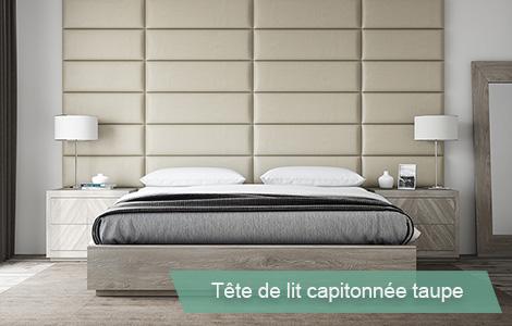 Fabriquer une tête de lit capitonnée