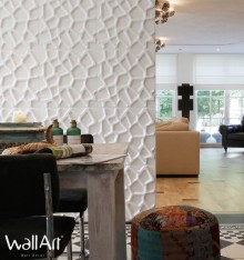 Panneau mural 3D Gaps - WallArt - 3m²