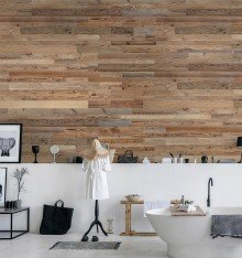Parement bois de Grange Wooden Wall