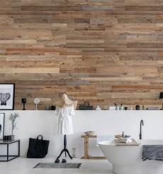 Parement bois de Grange Wooden Wall