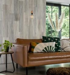 Lambris PVC effet Planche Bois de Grange WallArt 2,09m²