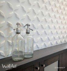 Panneau mural 3D Saiphs WallArt 3m²