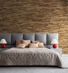 Panneaux bois massif Taïga Wooden Wall