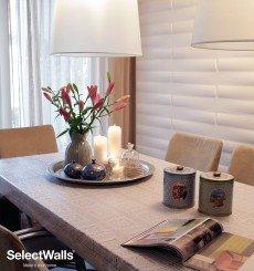 Parement bois 3d Zita SelectWalls 2,5m²