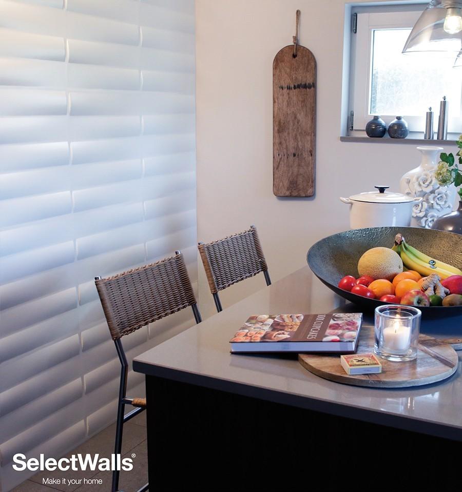 panneau bois mdf 3d zita panneaux muraux 3d selectwalls. Black Bedroom Furniture Sets. Home Design Ideas