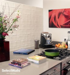 Parement bois mdf 3d Erza SelectWalls 2,5m²