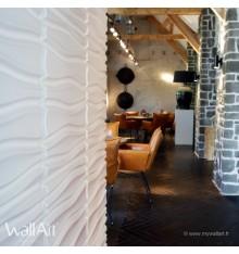 Panneau mural 3D Flows WallArt 3m²