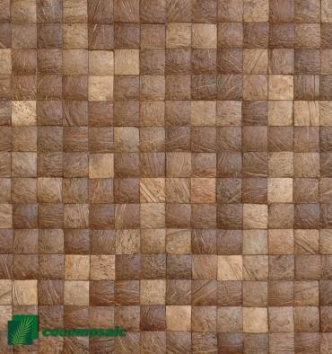 Parement Coco bois Natural Grain