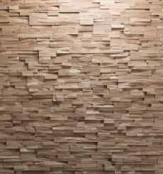 Panneaux bois Déja Vu Wooden Wall