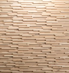 Panneaux muraux bois Fractus Wooden Wall