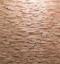 Panneau mural bois Rosa Wooden Wall