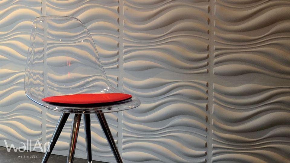 Revetement mural Waves 2