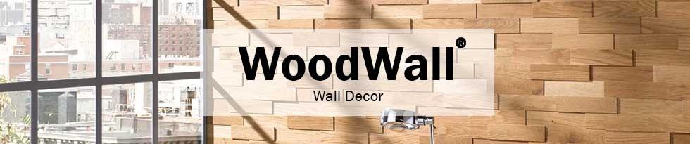 WOODWALL - Parement mural Bois intérieur