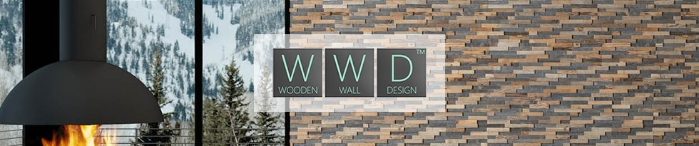 WOOD & WALL - Panneaux muraux bois massif recyclés
