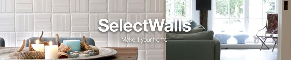 SELECTWALLS - Panneaux muraux 3d relief et Murs 3D mdf